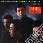 Quartetti per archi nn.8 e 9 op.59 cd musicale di Beethoven ludwig van