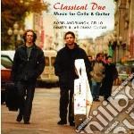 Musica per violoncello e chitarra - conc cd musicale di Bach johann sebasti