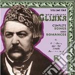 Integrale delle canzoni e romanze vol.1 cd musicale di Mikhail Glinka