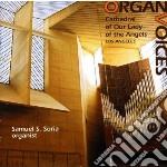 Organ voices - musica per organo cd musicale di Miscellanee