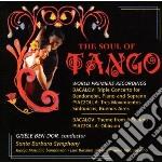 Concerto triplo; tema da il postino cd musicale di Luis Bacalov
