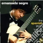 La chitarra spagnola 1535-1962 cd musicale di Artisti Vari