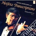 Trascrizioni di heifetz cd musicale di Artisti Vari