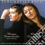 Tchaikovsky - Duetti cd musicale di Ciaikovski pyotr il'