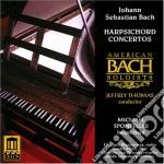 Concerti per clavicembalo cd musicale di Johann Sebastian Bach