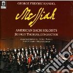 Messiah cd musicale di Johann Sebastian Bach