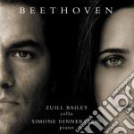 Beethoven - Sonate Per Violoncello Opp.5,69 cd musicale di Beethoven