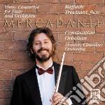 Tre concerti per flauto cd musicale di Saverio Mercadante