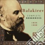 Integrale delle romanze cd musicale di Balakirev mily alex