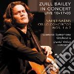 Concerti per violoncello nn.1,2 cd musicale di Camille Saint-sa-ns