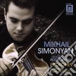 Sonata per violino n.1 e 2 cd musicale di Sergei Prokofiev