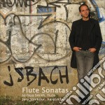 Sonate per flauto bwv 1020, 1030-1032, p cd musicale di Bach johann sebasti