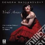 Verdi arias cd musicale di Giuseppe Verdi