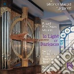 In light or darkness - musica per organo cd musicale di Miscellanee