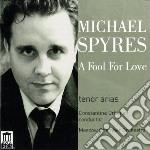 A fool for love (arie per tenore) cd musicale di Miscellanee