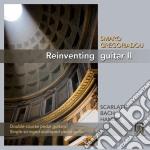 Scarlatti Domenico - Reinventing Guitar Ii - 5 Sonate Per Clavicembalo cd musicale di Smaro Gregoriadou