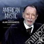 American mystic: preghiera di san gregor cd musicale di Alan Hovhaness