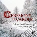 Ceremony of carols cd musicale di Miscellanee