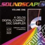 Soundscapes vol.1 - a delos digital comp cd musicale di Miscellanee