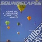 Soundscapes vol.2 - a delos digital comp cd musicale di Miscellanee