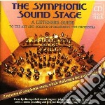 Symphonic sound stage vol.1 cd musicale di Miscellanee