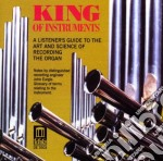 King of instruments - musica per organo cd musicale di Miscellanee