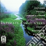 Intimate encounters cd musicale di Miscellanee