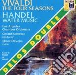 Le quattro stagioni cd musicale di Antonio Vivaldi