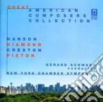 Musica per romeo e giulietta, concerto p cd musicale di David Diamond