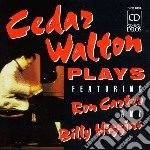 Cedar walton plays, featuring ron carter cd musicale di Miscellanee