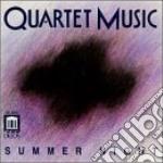 Summer night $ n.cline chitarra acustica cd musicale di Music Quartet