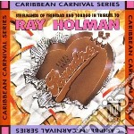 Tribute to ray holman - steelbands of tr cd musicale di Ray Holman