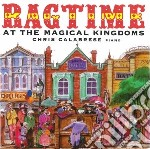 Ragtime at the magical kingdoms cd musicale di Miscellanee