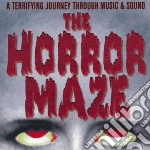 The horror maze: a terrifying journey th cd musicale di Miscellanee