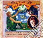 The story of peter pan (narrated by dere cd musicale di Miscellanee