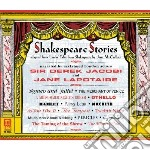 Shakespeare stories: romeo e giulietta, cd musicale di William Shakespeare