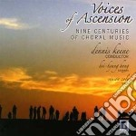 Voices of ascension: nine centuries of c cd musicale di Miscellanee