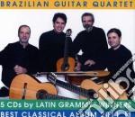 Brazilian guitar quartet collection cd musicale di Miscellanee