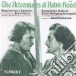 Le avventure di robin hood cd musicale di Korngold erich wolf