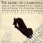 Solo instrumental music cd musicale di Music of cambodia