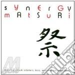Matsuri cd musicale di Synergy