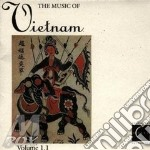 Music Of Vietnam cd musicale di Music of vietnam