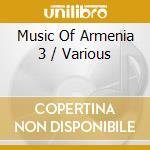 Duduk cd musicale di Music of armenia 3