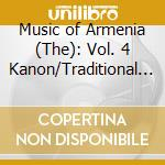 Kanon - traditional zither music cd musicale di Music of armenia 4