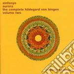 Aurora cd musicale di Sinfonye