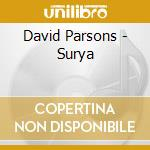 Surya cd musicale di David Parsons