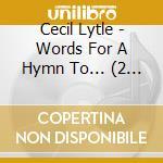 Vol. 3 - words for a hymn to sun cd musicale di Hartman Gurdjieff/de