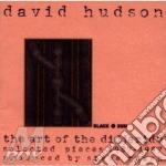 Black & sun cd musicale di David Hudson
