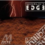 WORLD'S EDGE cd musicale di Steve Roach