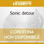 Sonic detour cd musicale di Philharmonic Freeway